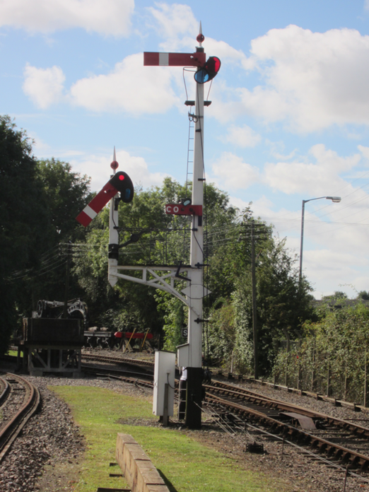 Signalling | The Railway Technical Website | PRC Rail Consulting Ltd