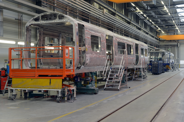 Rolling Stock Manufacture The Railway Technical Website