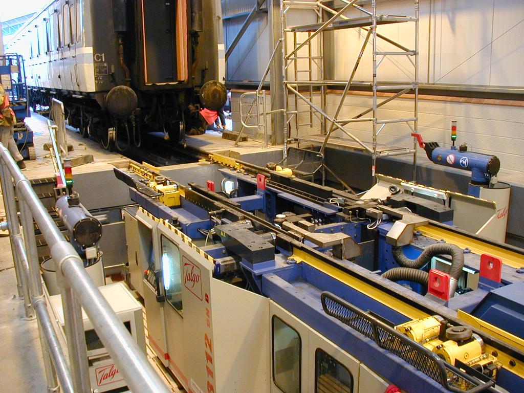 Train Maintenance | The Railway Technical Website | PRC Rail